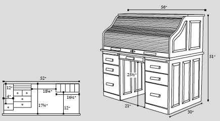 rolltop-desk-dimensions-drawing