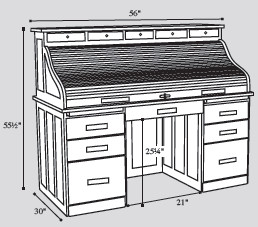 solid-wood-roll-top-desk-live-edge-dimensions