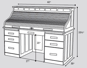 amish-roll-top-desk-live-edge-drawings