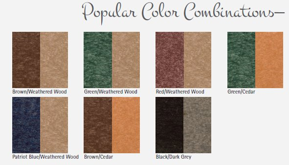 poly-furniture-color-combinations