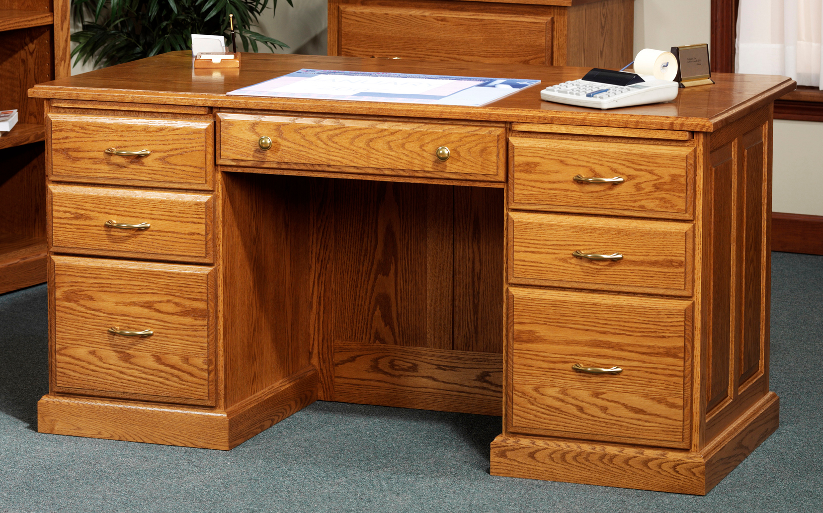 solid-wood-executive-desk