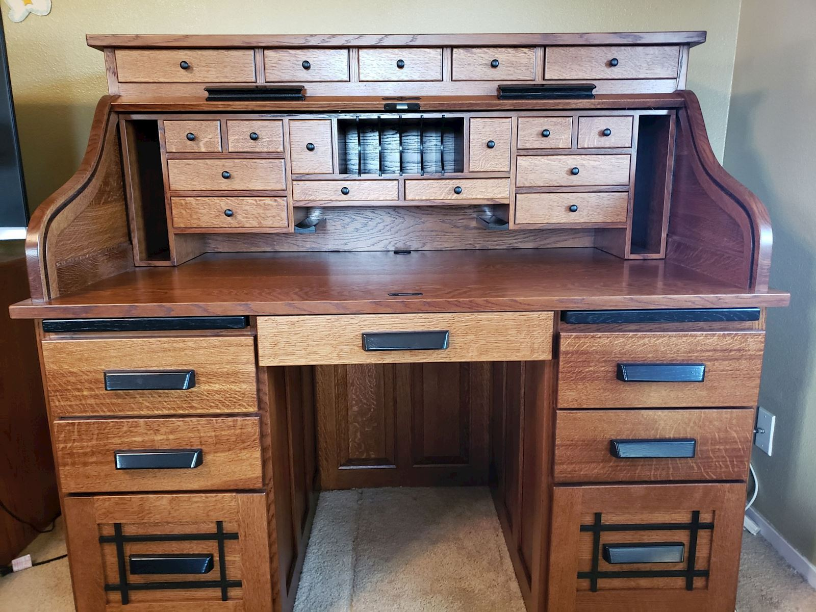 amish-mission-style-desk