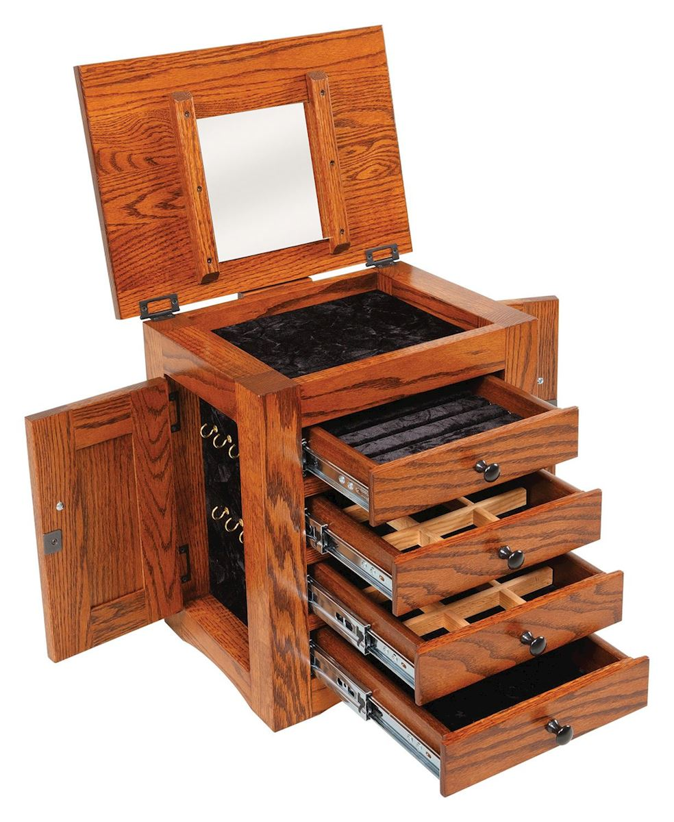 amish-mission-jewelry-cabinet