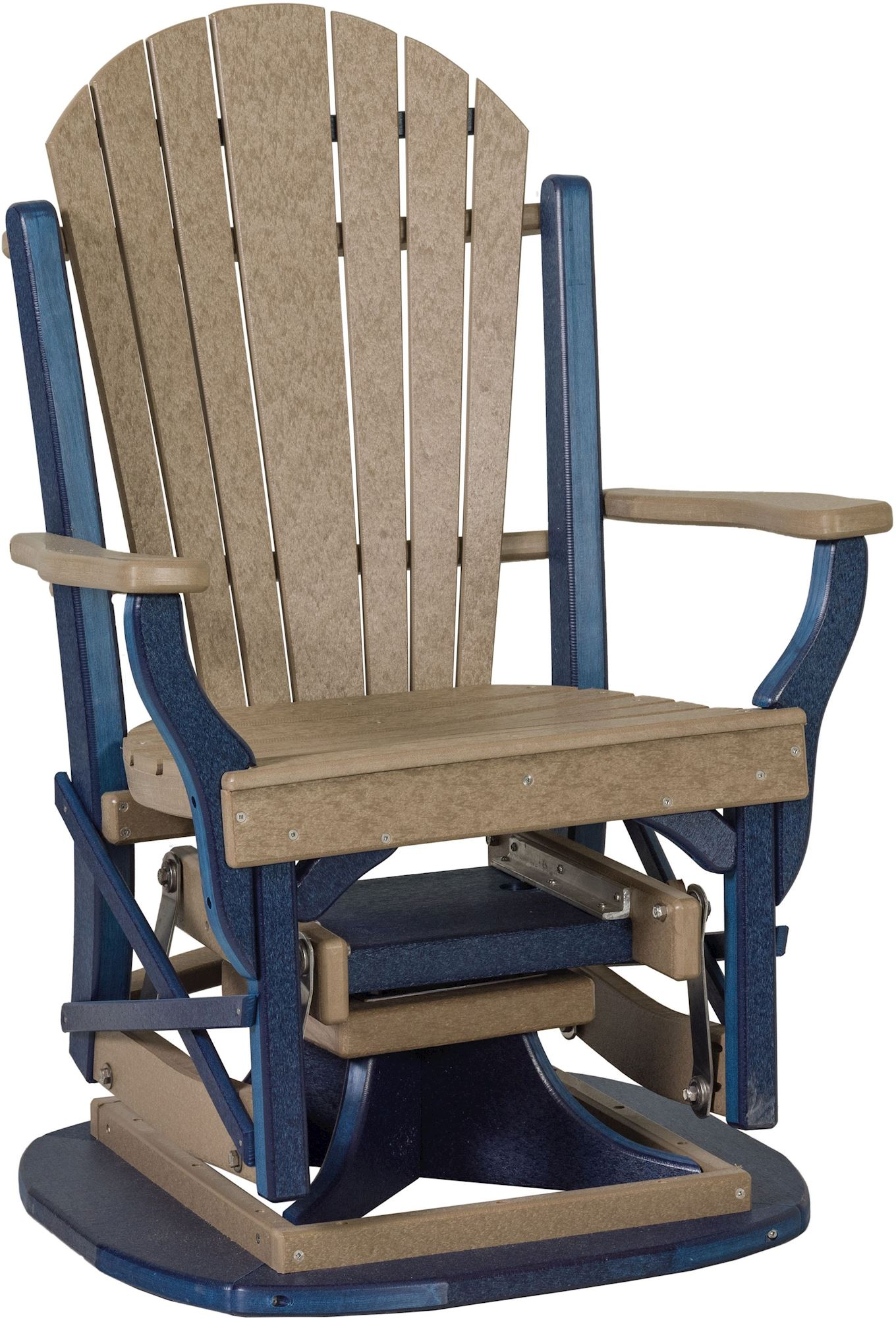 amish-recycled-poly-swivel-glider