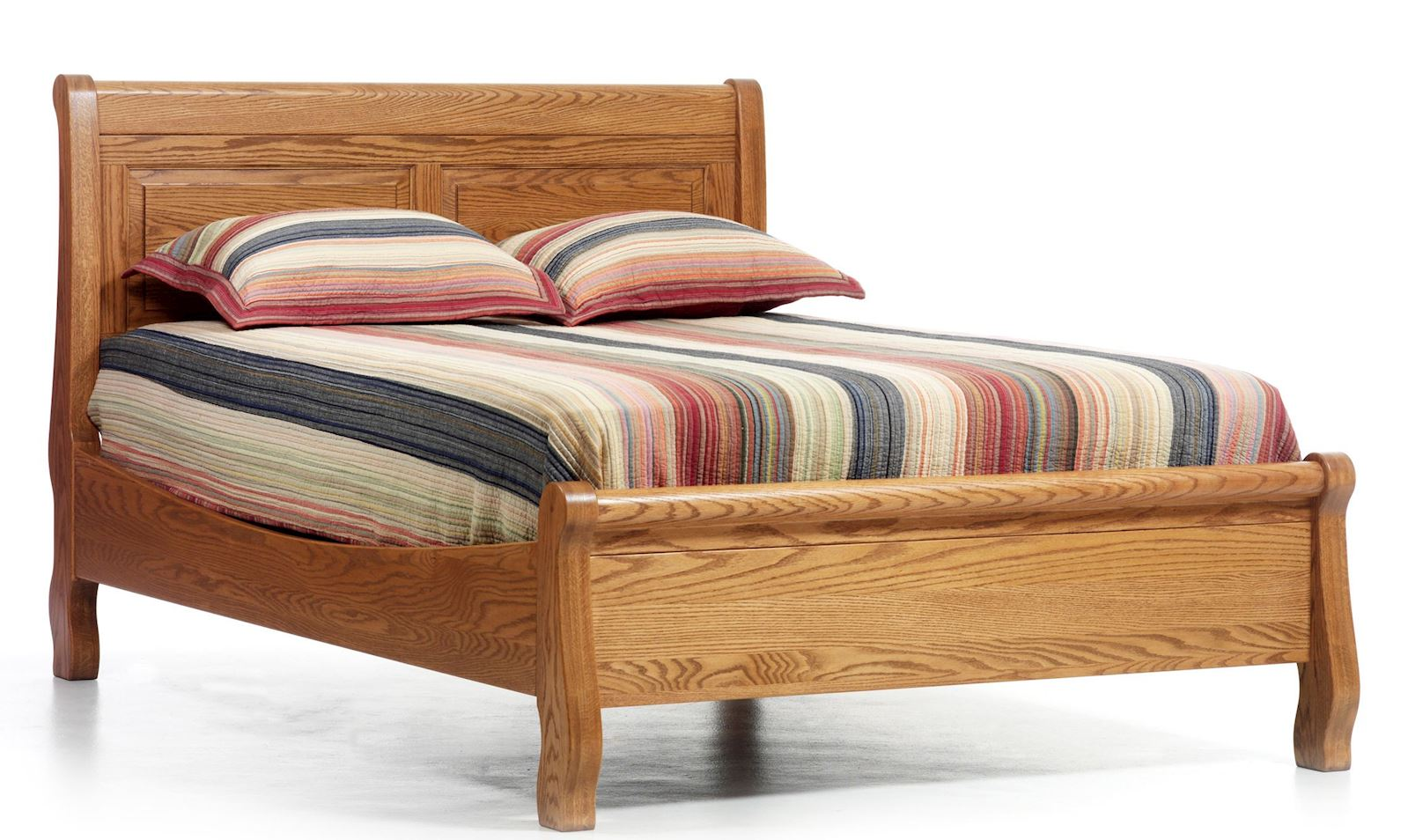 amish-sleigh-bed