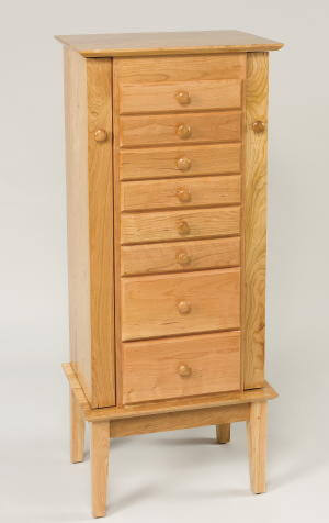 solid-wood-shaker-jewelry-armoire