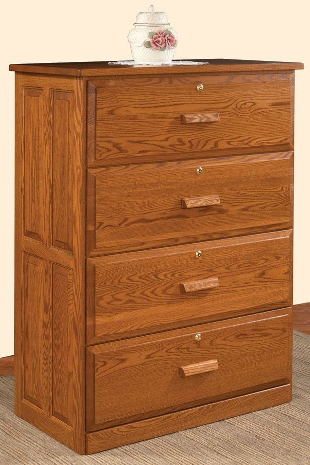 solid-wood-lateral-filing-cabinet