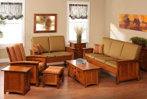 Amish Avenue - Solid Wood Amish Furniture - Free Delivery