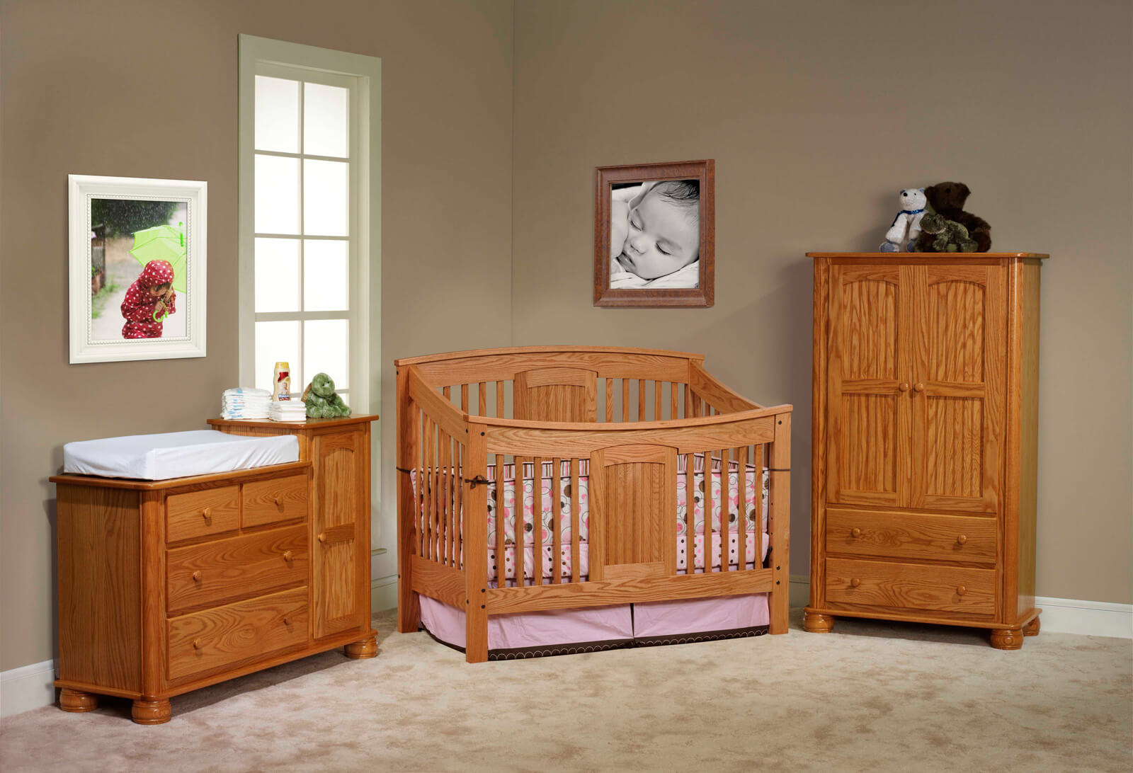 Cottage Nursery Furniture Collection