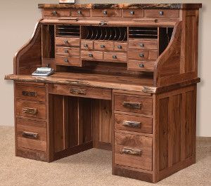 Live Edge Office Furniture Collection