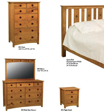 Door County Bedroom Collection
