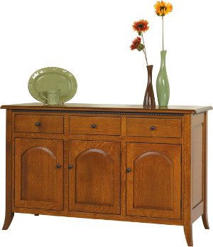 Solid Wood Sideboards & Buffets