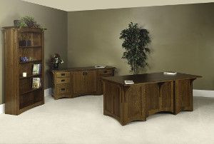 Lincoln Office Furniture Collection