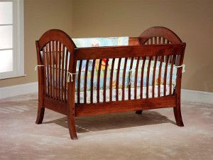 Solid Wood Convertible Cribs
