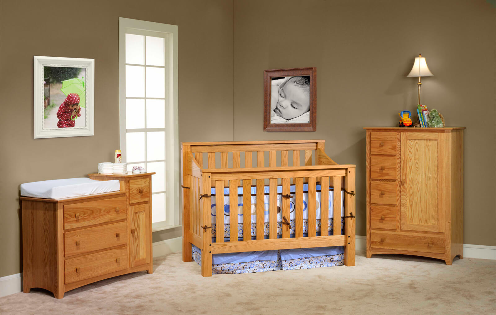 Mission Nursery Furniture Collection