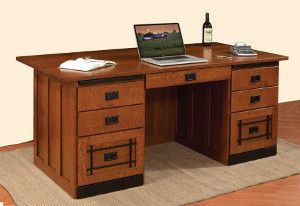 Mission Office Furniture Collection