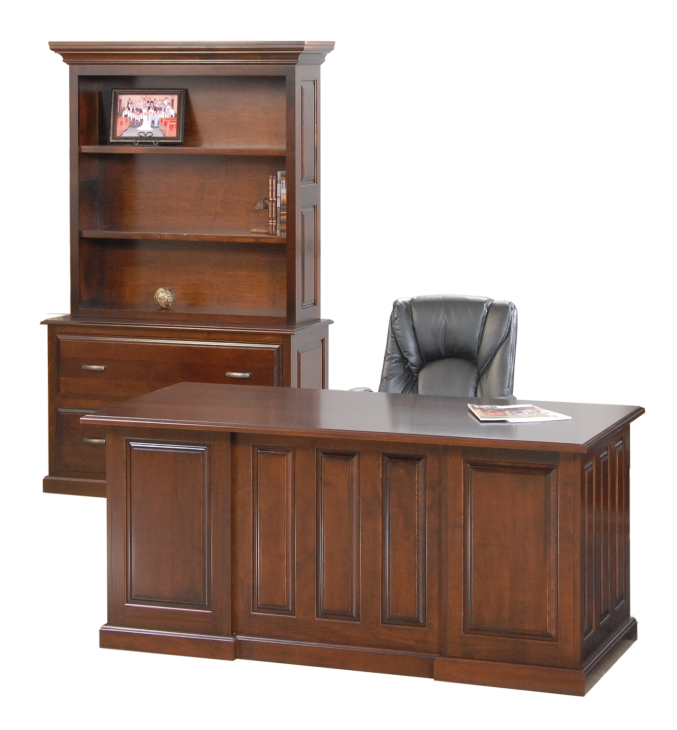 Newport Executive Office Furniture Collection