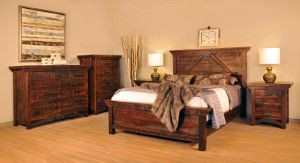 Ruff Sawn Rustic Carlisle Collection