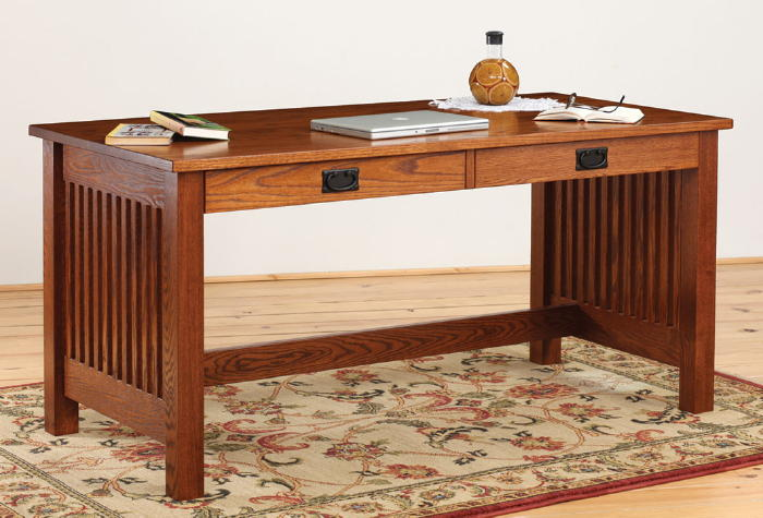 Solid Wood Writing Desks