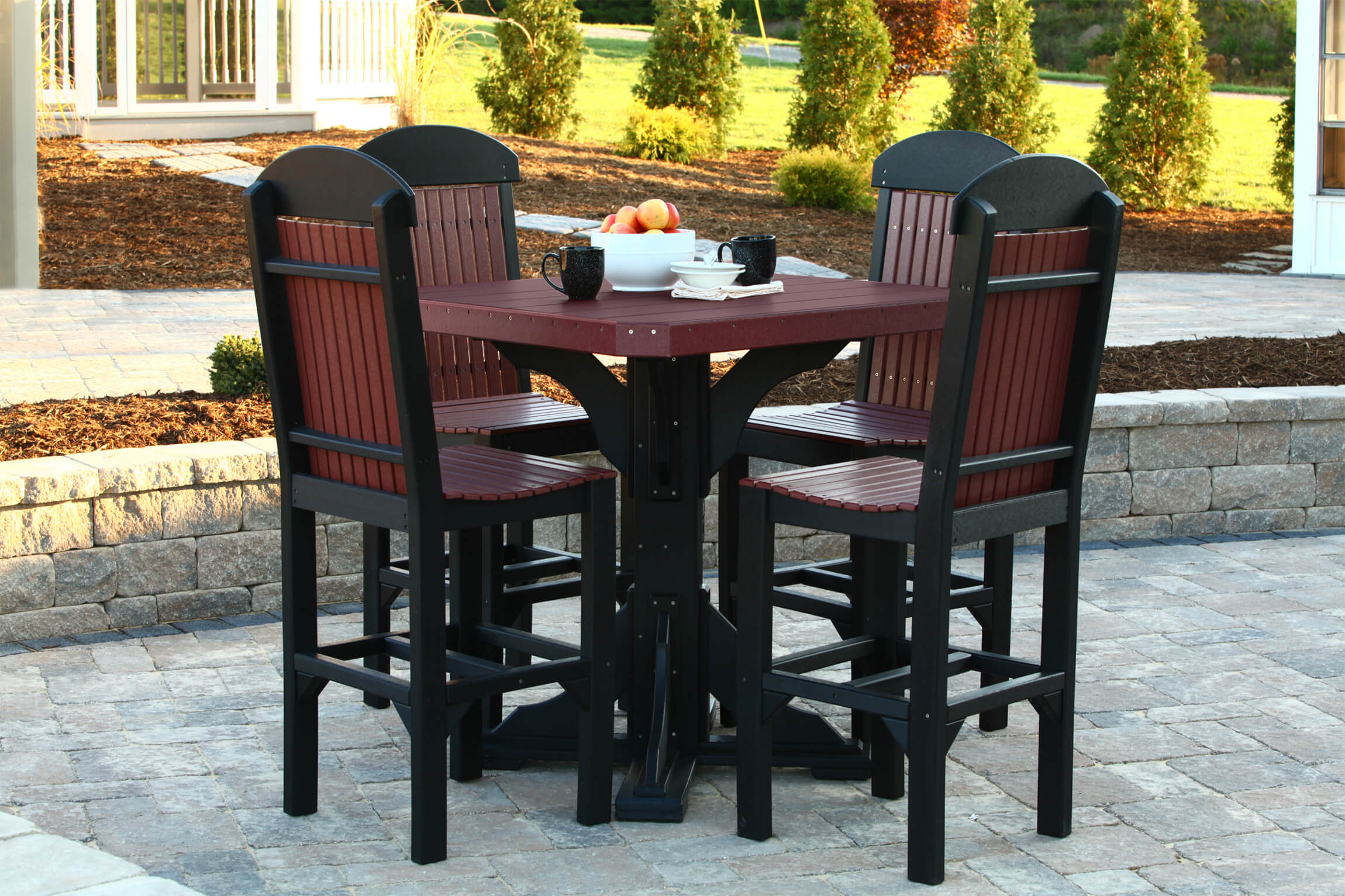 Outdoor Bars & Bar Stools