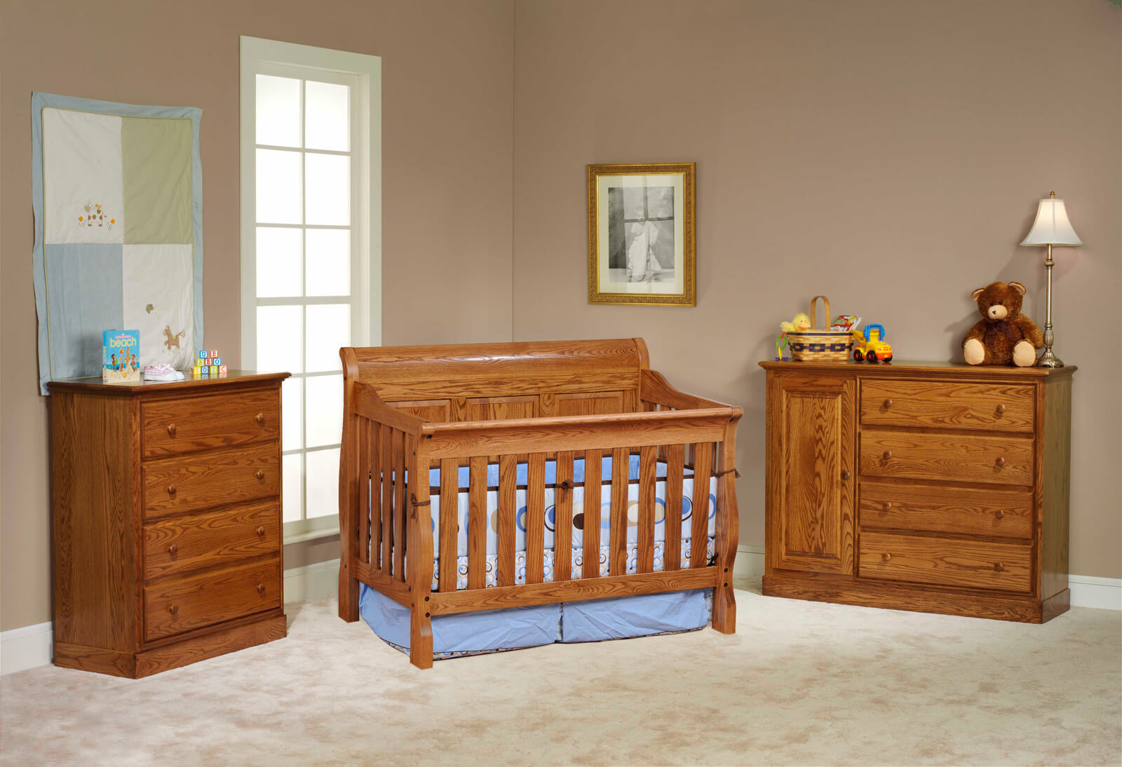 Traditional Nursery Furniture Collection