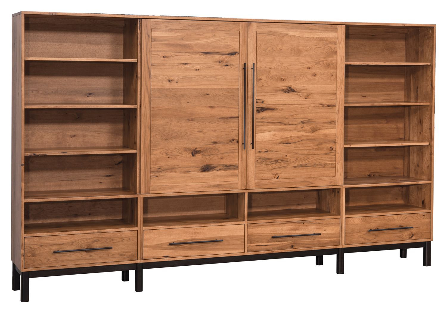 Solid Wood Media Centers
