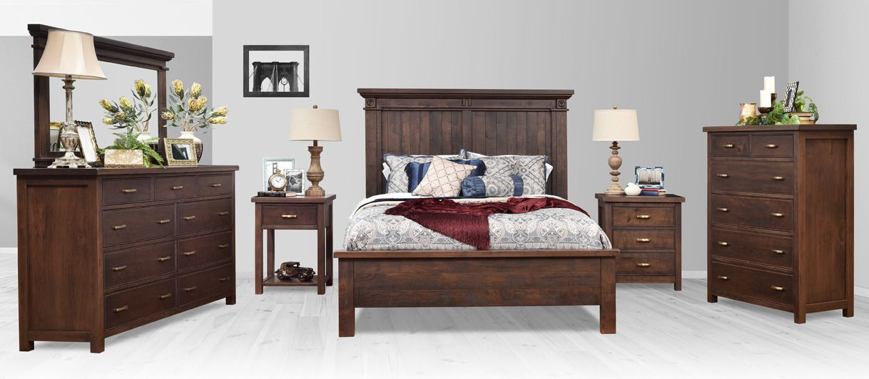 Timbermill Bedroom Furniture Collection