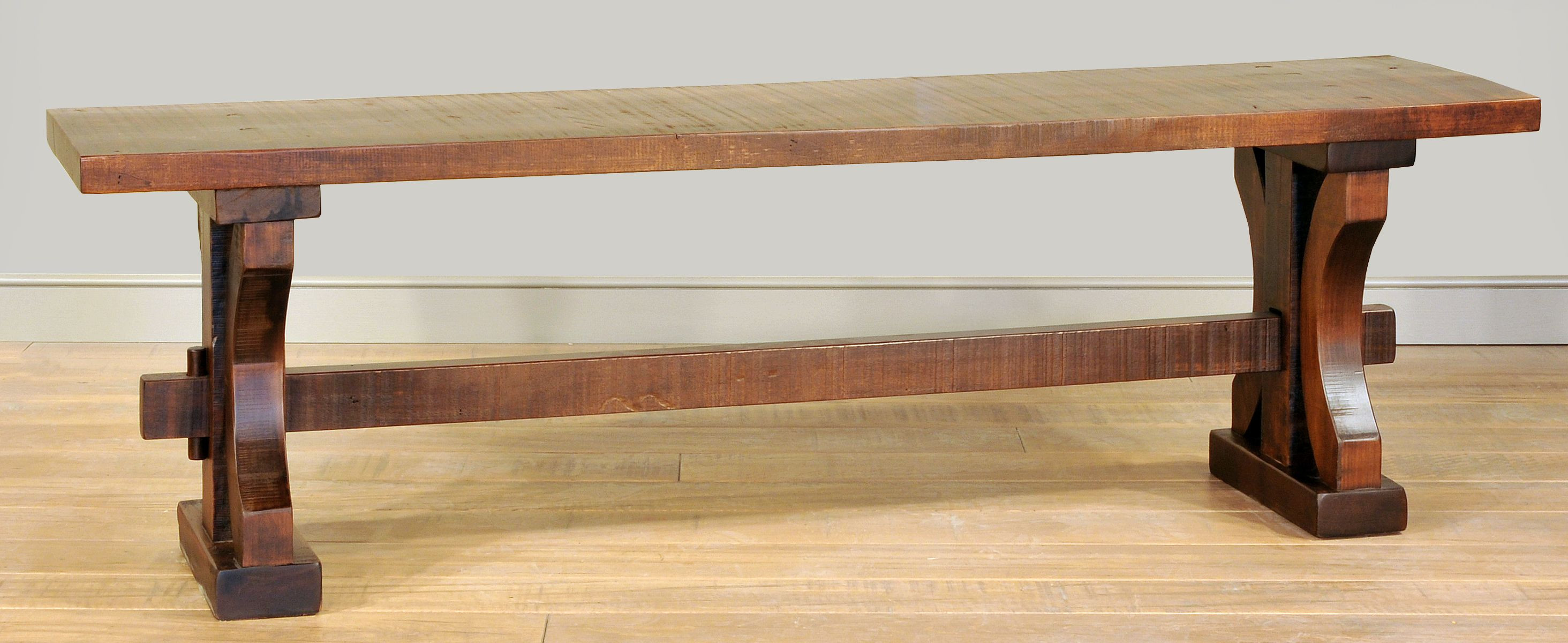 Solid Wood Dining Benches