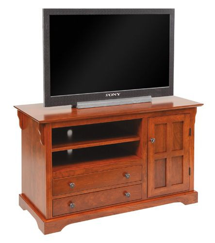 Amish TV Stands