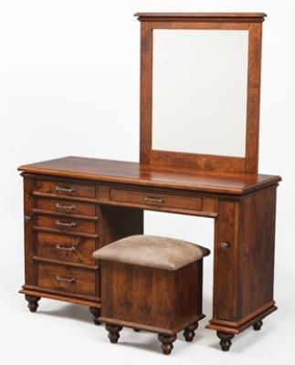Plymouth Solid Wood Jewelry Bedroom Vanity